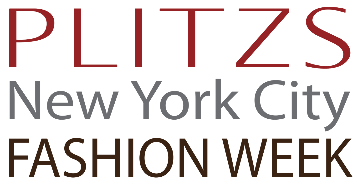 PLITZS New York City Fashion Week Sticky Logo Retina