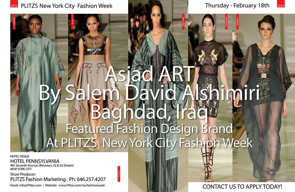 Salem David ALshimiri2DESGNER PROFILES 2016PNYCFW18FEB