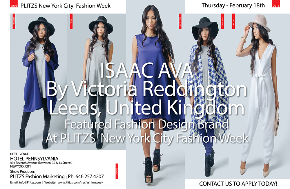 Victoria Reddington2DESGNER PROFILES 2016PNYCFW18FEB