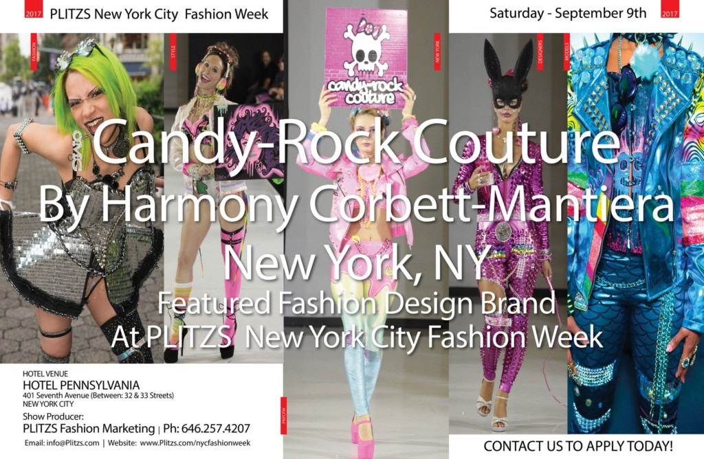 Candy-Rock Couture designer profile poster 1