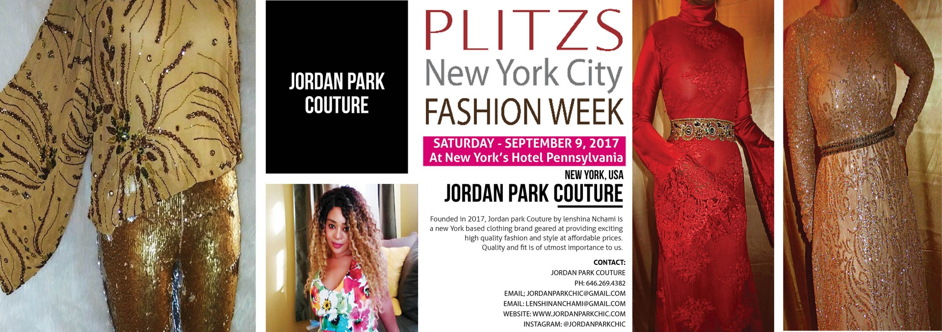 4 30pm Jordan Park Couture By Lenshina Nchami New York Usa