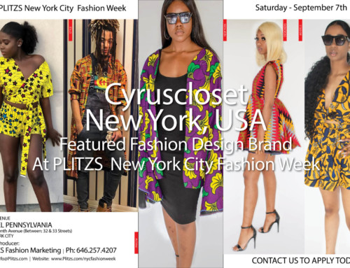 9:00PM – Cyruscloset – New York, USA
