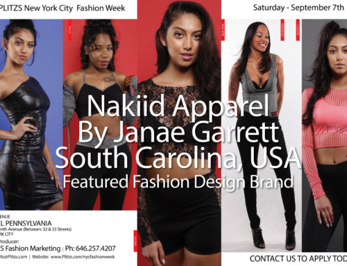 9:15PM – Nakiid Apparel By Janae Garrett – South Carolina, USA