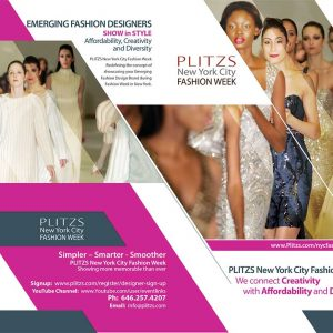 OPTION #1 PLITZS TIME SQUARE NEW YORK FASHION WEEK PHOTO SHOOT OPTION #1 – PLITZS TIME SQUARE NEW YORK FASHION WEEK PHOTO SHOOT DESIGNER POSTER2PNYCFW 300x300